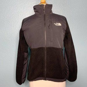 The North Face | Fleece and Nylon Zip Up Jacket